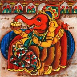 Ganesh Pintura
