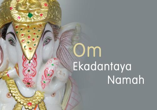 Ganesh Mantra-