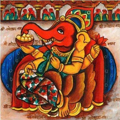 Ladoo.Ganesha